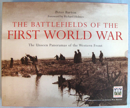 The Battlefields Of The First World War' Book by Peter Barton The Battlefields Of The First World War' Book by Peter Barton Accessories