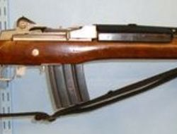Ruger Mini-14 .223  Semi-Auto .223  Rifles