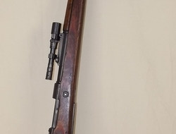 !!!SALE TEMPORARILY SUSPENDED!!! WW2 German 1943 SS Old Spec K98 Mauser Rifle wi  Bolt Action 7.92 mm  Rifles