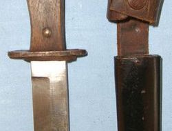 Ern Wald Rheinl, Rasiermesser Fabrik Imperial German WW1 Fighting/Trench Knife &  Knives