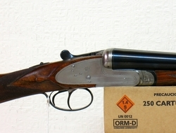 Arrieta Crown Sabel  12 Bore/gauge  Side By Side