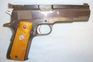Colt MK IV Series 70 'Government Model' 9mm Luger Calibre Semi Automatic Pistol With  9 mm