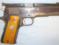 Colt MK IV Series 70 'Government Model' 9mm Luger Calibre Semi Au...