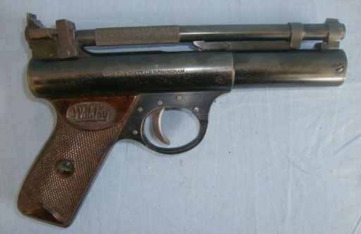 Webley / Webley & Scott Premier 'E' series  Air Guns