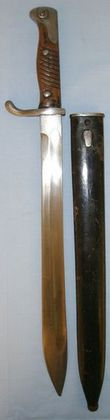 Schleutermann Remscheid , RARE MAKER, MATCHING NUMBERS, WW1 1917 Imperial German  Blades