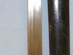 Schleutermann Remscheid , RARE MAKER, MATCHING NUMBERS, WW1 1917 Imperial German  Bayonets