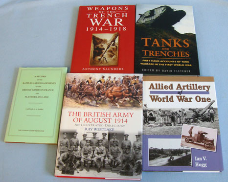 Tanks, Trench Weapons, Allied Artillery & Battles.  Tanks, Trench Weapons, Allied Artillery & Battles. Accessories