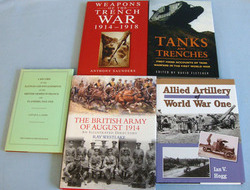 Tanks, Trench Weapons, Allied Artillery & Battles.  Tanks, Trench Weapons, Allied Artillery & Battles.