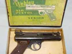 Webley / Webley & Scott senior. 22 Air pistols