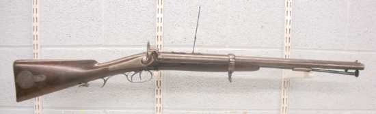 Swinburn Jacobs Double Rifle Rifles