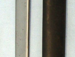 Indian Pattern No 1 MK II* Bayonet with unfullered blade, complete with Original  Bayonets