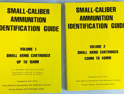 'Small-Caliber Ammunition Identification Guide' By R.T.Huntington For cartridges R.T.Huntington