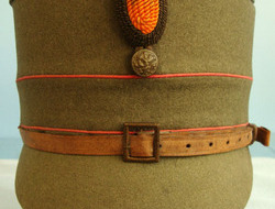 WW1 Dutch Army NCO WW1 Dutch Army NCO's Shako Cap