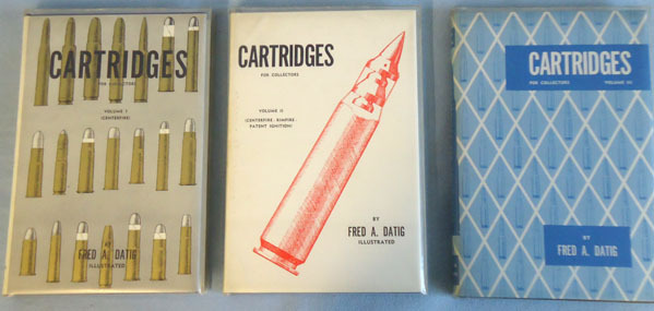 Cartridge For Collectors Fred A Datig Accessories