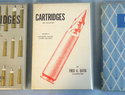 Cartridge For Collectors Fred A Datig