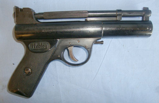 Webley / Webley & Scott Webley Mark 1 Air Guns