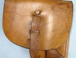 French Foreign Legion & WW2 Era Tan/ Sand Leather Holster For Large Frame MAB Se French Foreign Legion & WW2 Era Tan/ Sand Leather Holster For Large Frame MAB Se