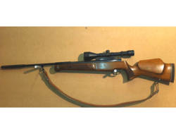Theoben Eliminator. 22 Air Rifles
