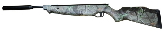 Cometa 300 Camo Carbine & Silencer  Air Guns