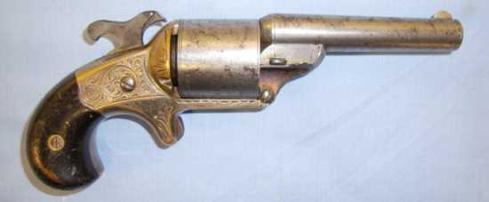 Williamson Teatfire Pistol / Hand Guns