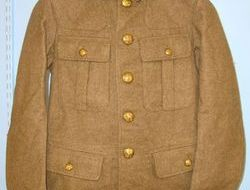 Silberston & Sons London Unissued, WW2 1939 British Army Other Ranks Khaki Battle/ Service Dress Tunic/ J