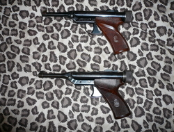 Hy-Score Arms Corporation 800   Air pistols For Sale in Worcester...