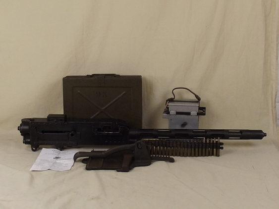 WW2 New Spec Browning FN N1939 .30 Machine Gun from a Hurricane Fighter  Other Military Guns