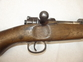 Rare Transitional Weimar Republic 1899/1917 Mauser Karabiner 98 with Leather Car  Bolt Action  7.92×57mm Mauser Rifles