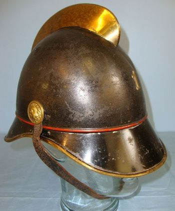 Late 19th / Early 20th Century Austrian Fireman  Accessories