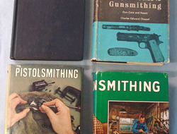 Collection of Four 'Gunsmithing' Books Collection of Four 'Gunsmithing' Books