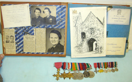 MBE group of 7 Medals, Miniatures & Photo Album. MBE group of 7 Medals, Miniatures & Photo Album. Accessories