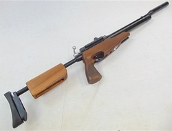 Air Arms S410 TDR Walnut. 22 Air Rifles