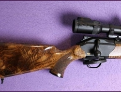 Blaser R8 Black Edition Grade 8. 22-250. 22-250 Rifles
