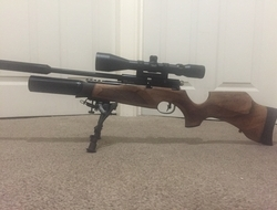 BSA R10 MK2. 22 Air Rifles