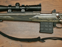 Ruger Gunsite Scout Bolt Action. 308 Rifles