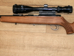 Mauser mod 105 Bolt Action. 22 Rifles