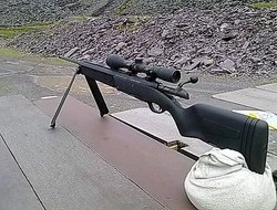 Steyr Mannlicher STEYER SCOUT Bolt Action. 223 Rifles