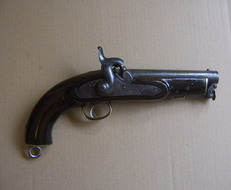 Tower Sea Service Percussion Pistol .57  Muzzleloader