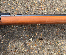 Anschutz Match 64 Bolt Action .22  Rifles