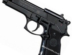 Beretta 92 FS Black Umarex CO2 .177  Air Pistols