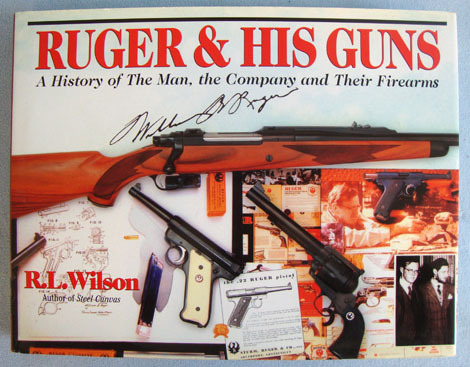 'Ruger & His Guns, A History Of The Man, The Company and Their Firearms' book by 'Ruger & His Guns, A History Of The Man, The Company and Their Firearms' book by Accessories