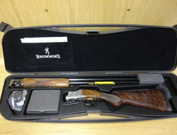 Browning B725 HUNTER UK PREMIUM 12 Bore/gauge Over and Under