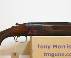 Laurona Model 92 Trap gun 12 Bore/gauge  Over and Under