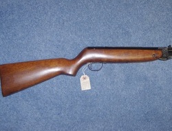 Webley / Webley & Scott MK111. 22 Air Rifles