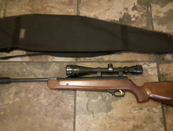 Theoben/Weihrauch HW90K full kit as new. 20 Air Rifles