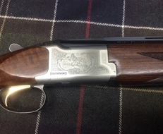 Browning 525 Game One  16 Bore/gauge  Over and Under