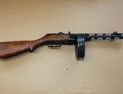 ppsh 41 Submachine Guns
