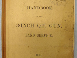 H.M.S.O. Book Dated 1914