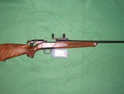 Blaser R93 Luxus Wood Straight Pull .223  Rifles