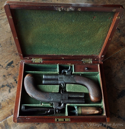 Wilson of Dublin Turn-over pistols Pistol / Hand Guns